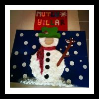 snowman-bulletin-board-idea