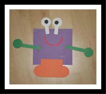 square-shape-monster-craft