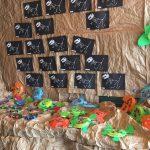 dinosaur craft idea for kindergarten