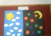moon and star craft idea