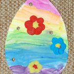 easter egg craft idea
