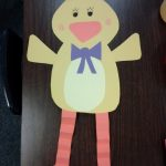 free-easter-chick-craft-idea