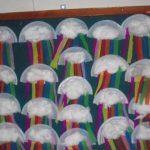 paper plate rainbow craft idea