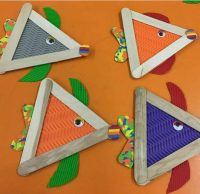 popsicle stick fish craft ideas