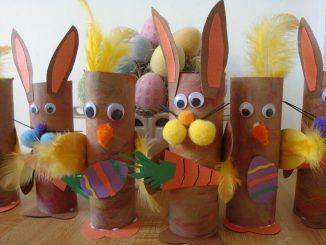 toilet-paper-roll-easter-bunny-craft