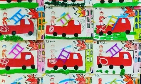fire-truck-craft-idea-for-kindergarten