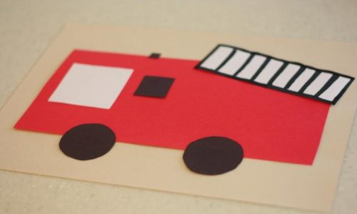 fire-truck-crafts