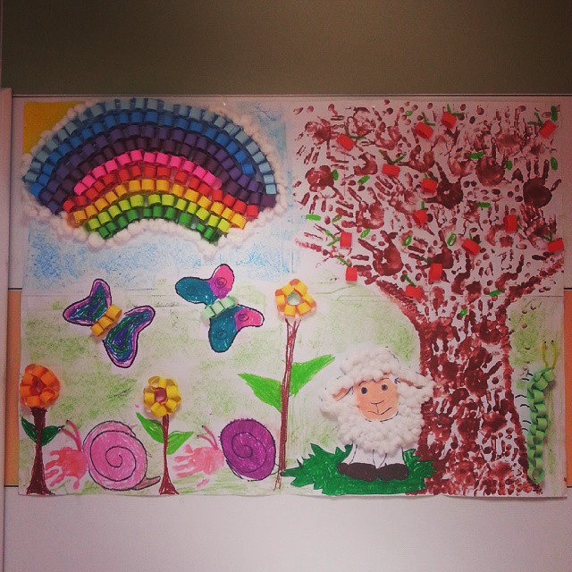 Bulletin Board Ideas Early Childhood: Spring Bulletin Boards For Kindergarten