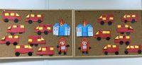 easy origami fireman craft