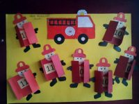 fireman-bulletin-board-idea