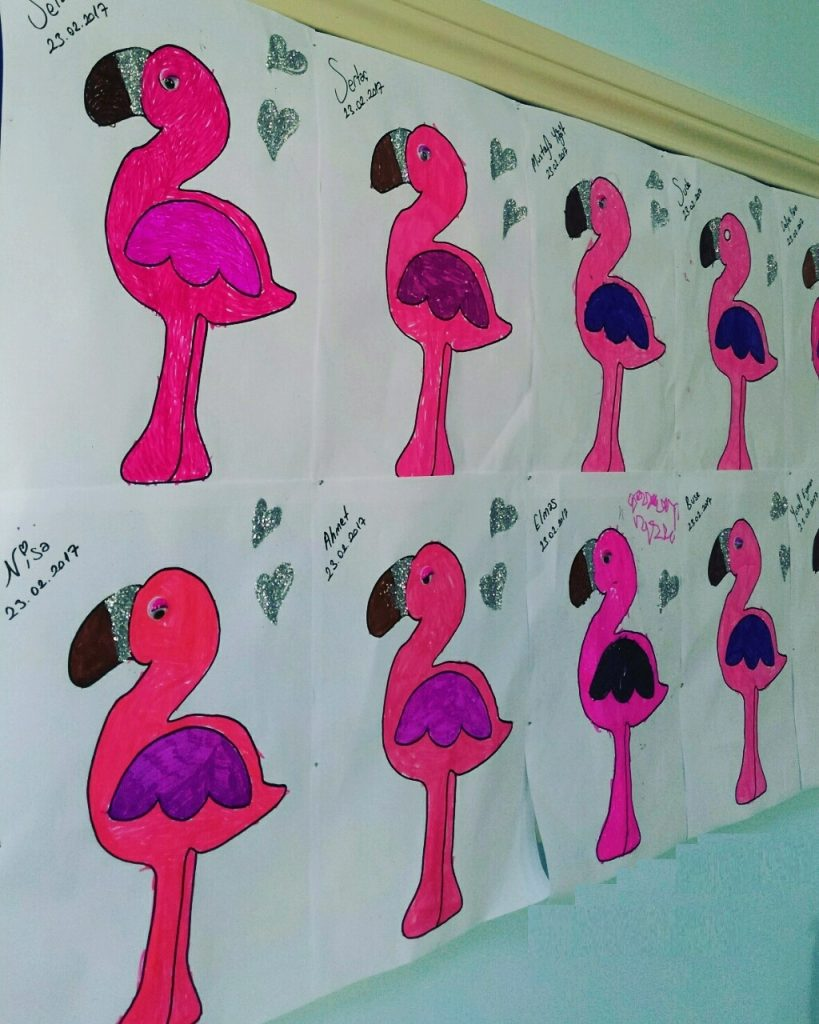 flamingo-craft