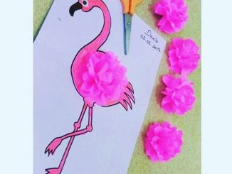 flamingo-craft-idea-for-kids
