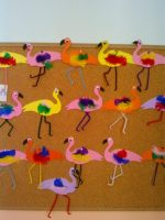 flamingo-craft-idea-for-kindergarten