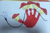 handprint-fireman-craft-for-kindergaten