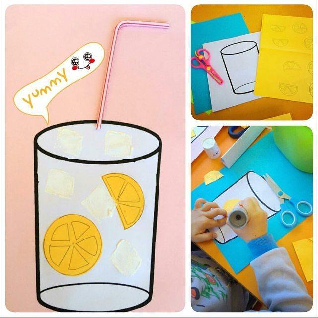 lemonade-craft-idea-for-toodlers