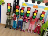 traffic light activities