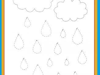 cloud trace worksheet