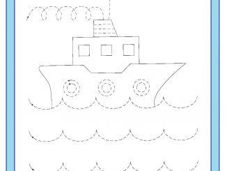 ship trace worksheet