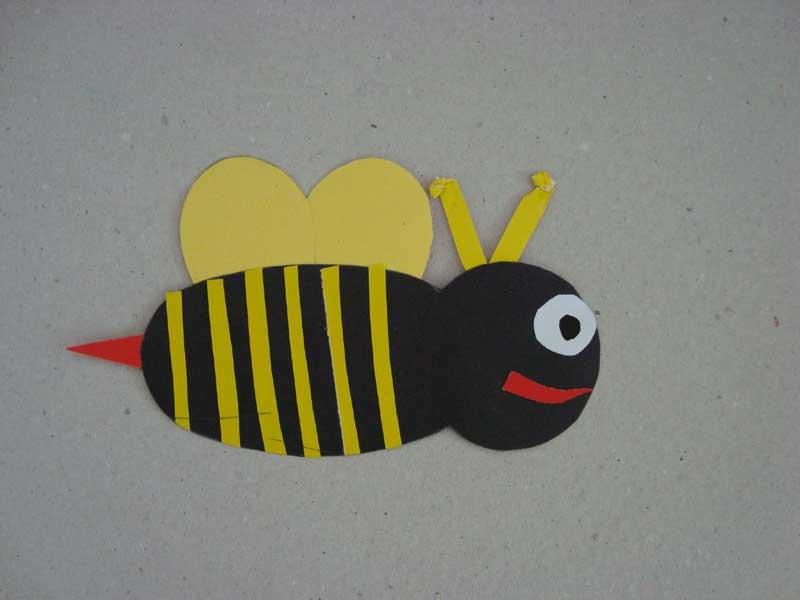 bee-craft-idea-for-spring-season