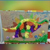 dinosaur-bulletin-board-idea