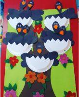 paper-plate-crow-craft-idea