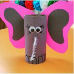 toilet-paper-roll-elephant-craft-idea-for-kids