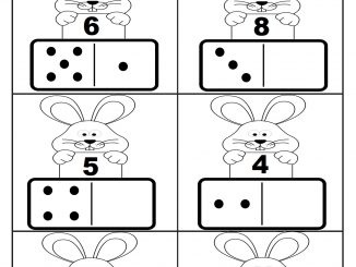 Domino Math Worksheet