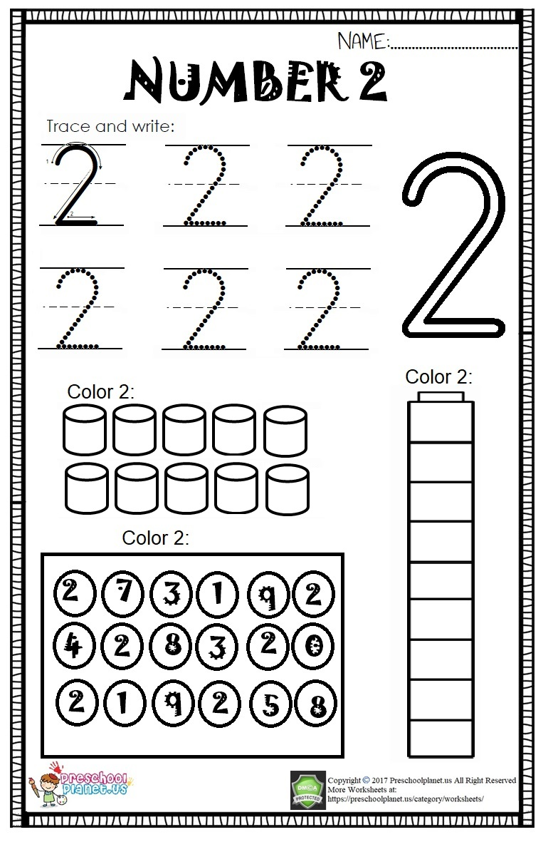 Number-2-Worksheet-For-Kids