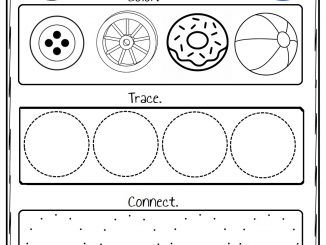 Circle-Worksheet-For-Kids
